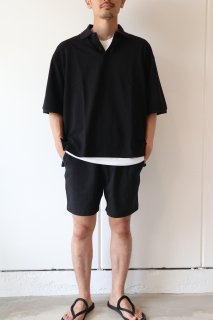 unfil Organic Cotton Pique Half Sleeve  Polo-Shirts