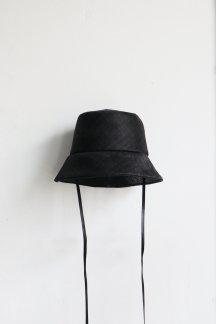 shinonagumo SIBYLLE HAT BLACK