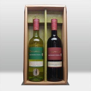 特別販売 オリジナルワイン紅白2本セットA(化粧箱入り)