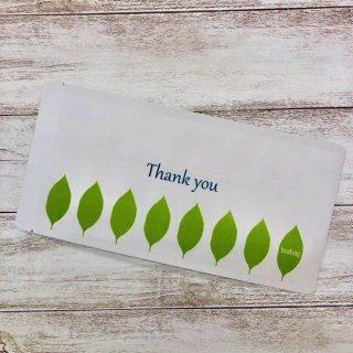 お茶メール(Leaf・Thank You)