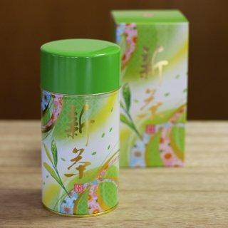 新茶ギフト 掛川の誉 200g新茶缶 【深蒸し掛川茶/産地直送】
