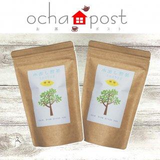 水出し れもん煎茶ティーバッグ 2袋セット 【深蒸し掛川茶/お茶ポスト商品・同梱不可】