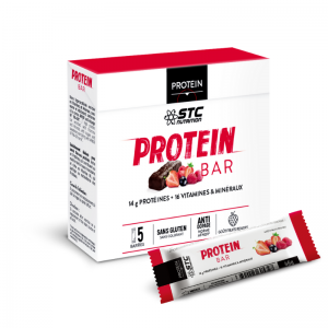 PROTEIN BAR(ベリー味)5本セット|リカバリーにおススメ!
