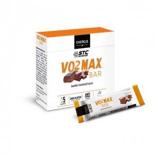 VO2 MAX BARチョコレート味5本セット|長持ち|内臓対策