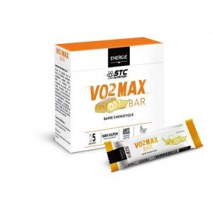 VO2 MAX BARバナナ味5本セット|長持ち|内臓対策