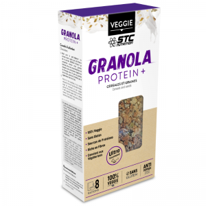<img class='new_mark_img1' src='https://img.shop-pro.jp/img/new/icons50.gif' style='border:none;display:inline;margin:0px;padding:0px;width:auto;' />GRANOLA Protein+ |100%ベジー|グルテンフリー|425g