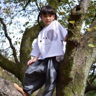 <予約商品>WEB限定 inuinu ドアップTシャツ オトナサイズの商品画像