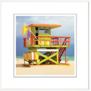 <img class='new_mark_img1' src='https://img.shop-pro.jp/img/new/icons61.gif' style='border:none;display:inline;margin:0px;padding:0px;width:auto;' />TROW BRIDGE Miami Beach Lifeguard Towers