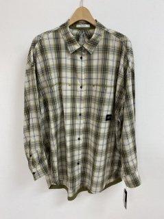 ayane チェックシャツ