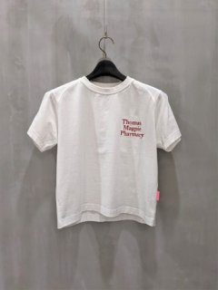 THOMAS MAGPIE short T-shirth embroidery