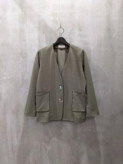Boutique Ordinary ノーカラージャケット