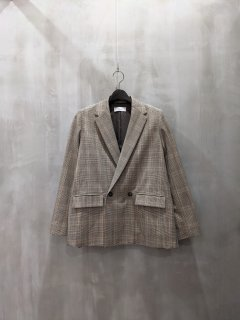 <img class='new_mark_img1' src='https://img.shop-pro.jp/img/new/icons1.gif' style='border:none;display:inline;margin:0px;padding:0px;width:auto;' />Boutique Ordinary Wide Double Breasted Jacket