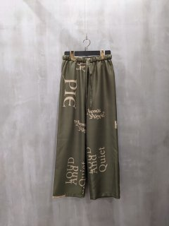 <img class='new_mark_img1' src='https://img.shop-pro.jp/img/new/icons1.gif' style='border:none;display:inline;margin:0px;padding:0px;width:auto;' />THOMAS MAGPIE logo pants