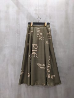<img class='new_mark_img1' src='https://img.shop-pro.jp/img/new/icons1.gif' style='border:none;display:inline;margin:0px;padding:0px;width:auto;' />THOMAS MAGPIE logo skirt