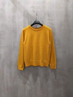 THOMAS MAGPIE back tuck logo knit