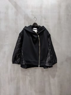 <img class='new_mark_img1' src='https://img.shop-pro.jp/img/new/icons1.gif' style='border:none;display:inline;margin:0px;padding:0px;width:auto;' />Boutique Ordinary Jersey×Putted Nylon PCS Jacket