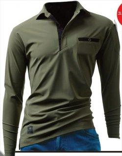 225長袖アイスポロシャツ(ユニセックス)