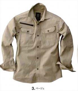 ERX106ソリッドシャツ