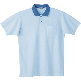 24444半袖ポロシャツ