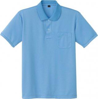 85814半袖ポロシャツ