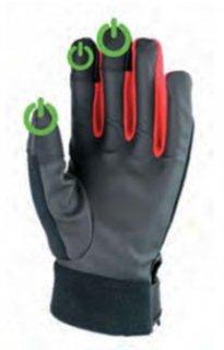 SH-507 スマホ対応 PU手袋