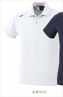 G-9117半袖ポロシャツ