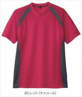 AS-627吸汗速乾半袖Tシャツ
