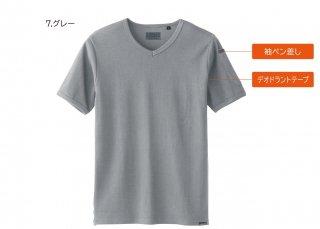 50714 半袖VネックTシャツ