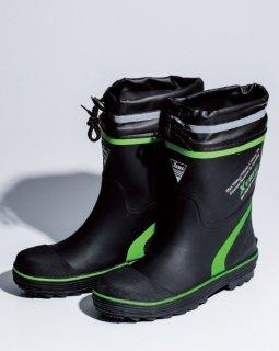 85711ショート丈安全長靴