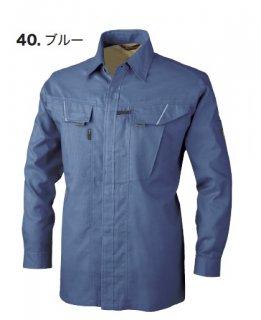 7563長袖シャツ