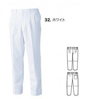 25301メンズスラックス(裾ネット付)