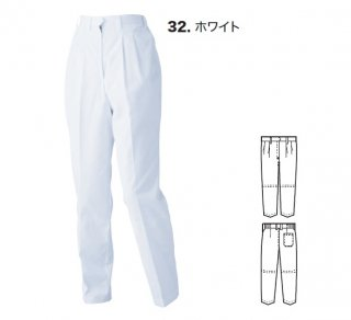 25311レディススラックス(裾ネット・裏地付き)