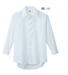 15132長袖ドレスシャツ