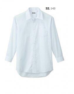 15232長袖形態安定ドレスシャツ
