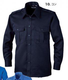 18201無地長袖シャツ