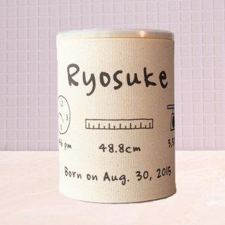 粉ミルク缶カバー「ミルカ」