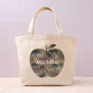 M寸トート SAFARI - りんご