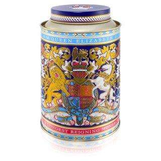 エリザベス女王陛下II 在位最長記録更新記念缶