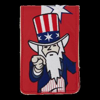 Scorecard Holder Patriotic Wizard