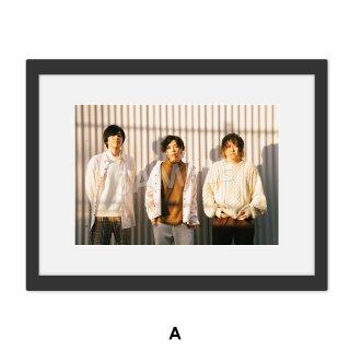 NEW ROCK SCENE IN KANSAI|額装写真[the cibo]