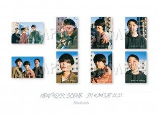NEW ROCK SCENE IN KANSAI ランダムポストカード[SherLock]