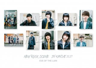 NEW ROCK SCENE IN KANSAI|ランダムポストカード[EVE OF THE LAIN]