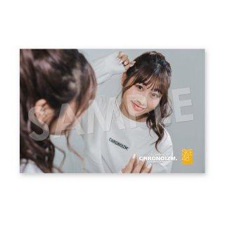CHRONOIZM × SKE48|ポストカード(青海ひな乃 B)[SKE48]