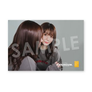 CHRONOIZM × SKE48|ポストカード(江籠裕奈 E)[SKE48]