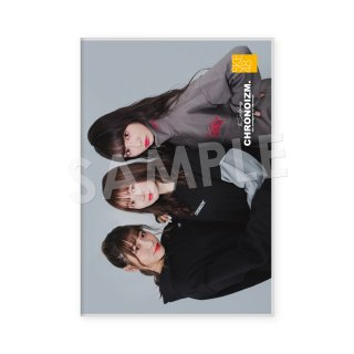 CHRONOIZM × SKE48|ポストカードアルバム