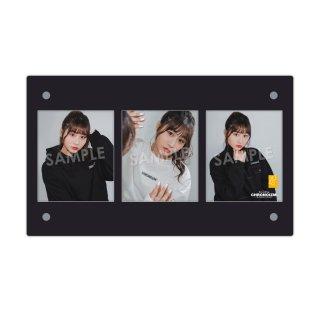 CHRONOIZM × SKE48|額装写真(3photos)[青海ひな乃]