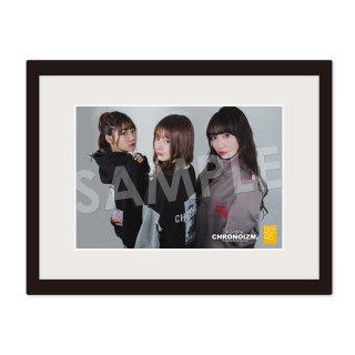 CHRONOIZM × SKE48|額装写真 A4(集合 A)