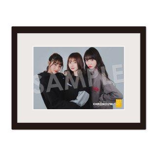 CHRONOIZM × SKE48|額装写真 A4(集合 B)