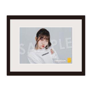 CHRONOIZM × SKE48|額装写真 A4(青海ひな乃 A)