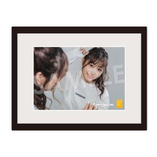 CHRONOIZM × SKE48|額装写真 A4(青海ひな乃 B)